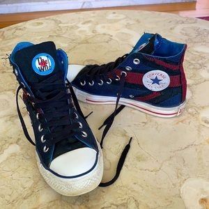 Converse The Who Union Jack 2009 Limited Edition